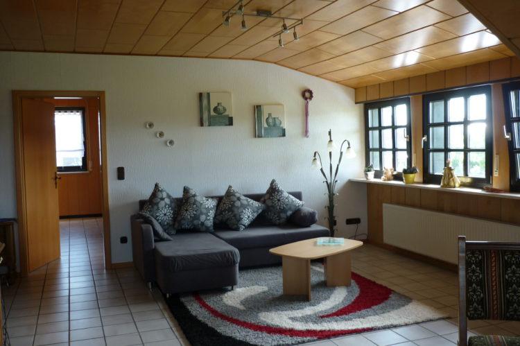 Haus Mühlenblick Moderne Polsterecke